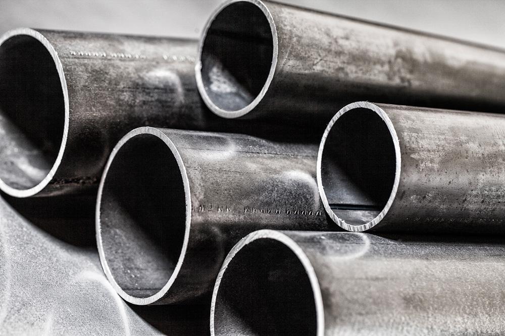 Broson Steel –Handelstuber