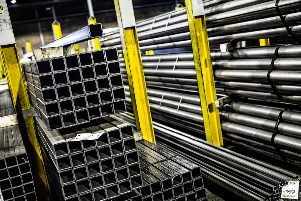 Broson Steel – lagerhållning av stålprodukter