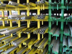 Broson Steel – Bild på stångstål